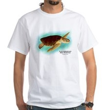 Loggerhead Sea Turtle Shirt