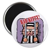 Bad Kitty 2.25&quot; Magnet (100 pack)