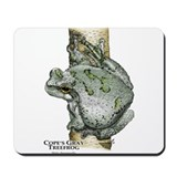 Cope's Gray Tree Frog Mousepad