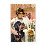 Cleopatra-Sammy/Libby Mini Poster Print