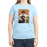 Cleopatra-Sammy/Libby Women's Light T-Shirt