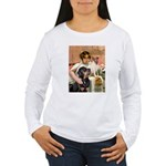 Cleopatra-Sammy/Libby Women's Long Sleeve T-Shirt