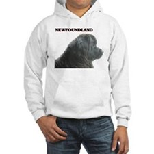 Unique Black and white dog photos Hoodie