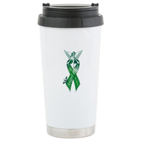 Angel Cove Logo Ceramic Travel Mug