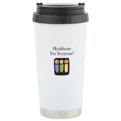 Healthcare for everyone Ceramic Travel Mug
