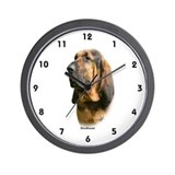 Bloodhound 9Y404D-135 Wall Clock