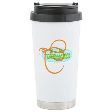 Fabulous Ceramic Travel Mug