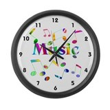 Music Giant Clocks