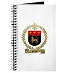 DUBUC Family Crest Journal