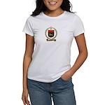 DUBUC Family Crest Women's T-Shirt
