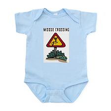Moose Crossing Infant Creeper