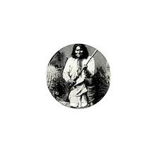 Geronimo Mini Button
