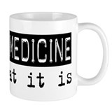 Nuclear Medicine Is Mug