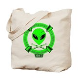 Earthling Research Division - Tote Bag