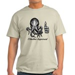 Cthulhu-approved Light T-Shirt