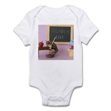 School #2 Infant Bodysuit