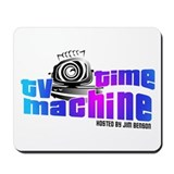 TV Time Machine Mousepad