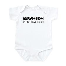 Magic Is Infant Bodysuit