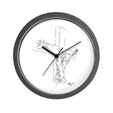 'The Man' Wall Clock