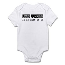 Long Jumping Is Infant Bodysuit