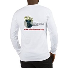 IMPS Logo Long Sleeve T-Shirt