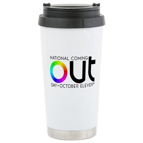 The Big OUT Ceramic Travel Mug