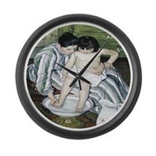 The Bath Large Wall Clock