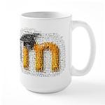 Moosaic Large Mug