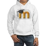 Moosaic Hooded Sweatshirt