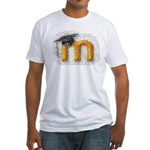 Moosaic Fitted T-Shirt