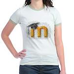 Moosaic Jr. Ringer T-Shirt