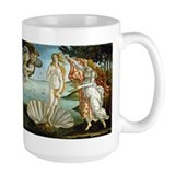 Botticelli's Birth of Venus Ceramic Mugs