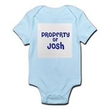 Property of Josh Infant Creeper