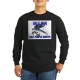 Half Man Half Purple Martin T