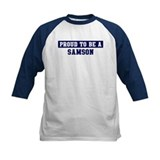 Proud to be Samson Tee
