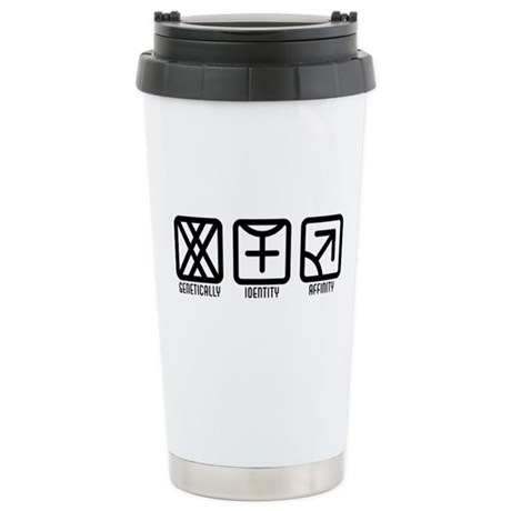 FemaleFemale to Male Ceramic Travel Mug