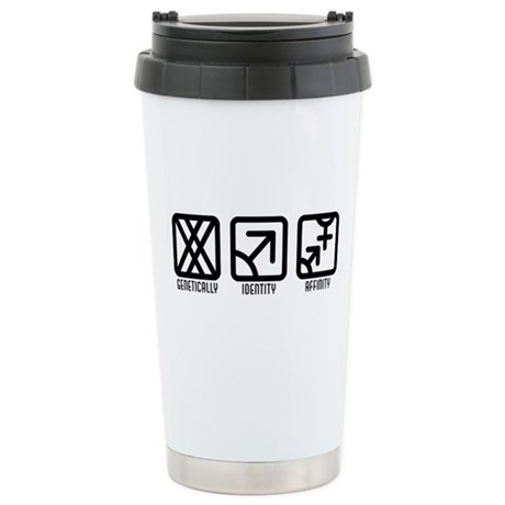 FemaleMale to Both Ceramic Travel Mug