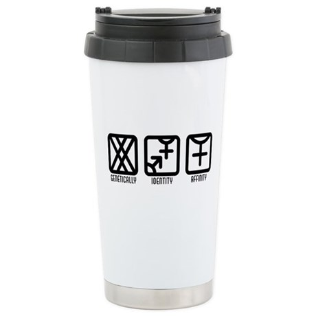 FemaleBoth to Female Ceramic Travel Mug