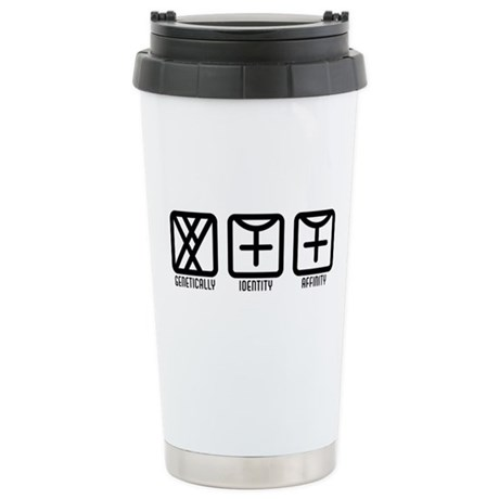 MaleFemale to Female Ceramic Travel Mug