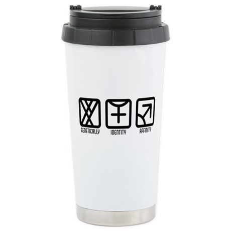 MaleFemale to Male Ceramic Travel Mug