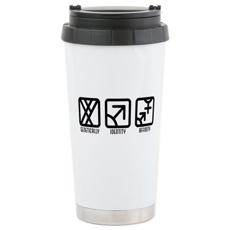 MaleMale to Both Ceramic Travel Mug