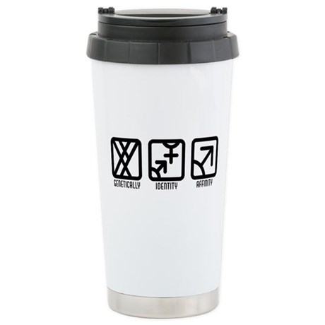 MaleBoth to Male Ceramic Travel Mug