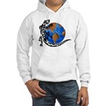 Gecko Planet Hooded Sweatshirt