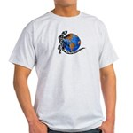 Gecko Planet Light T-Shirt