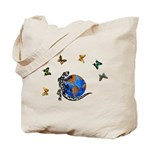 Gecko Friends Tote Bag