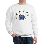 Gecko Friends Sweatshirt