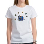 Gecko Friends Women's T-Shirt