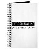 Exterminating Is Journal