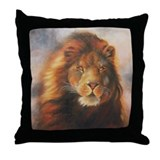 """Forever Wind"" Throw Pillow"