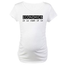 Economics Is Shirt